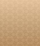 papier peint sans joint floral Photos libres de droits