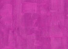 Papier peint texturisé rose. Photo libre de droits