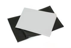 Papier photographique exposé Image stock