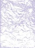 Papier plissé Photo libre de droits