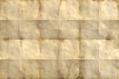 Papier plissé photos libres de droits
