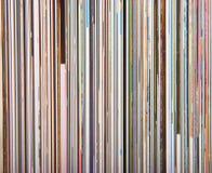 Papier rayé Images stock