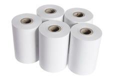 Papier Rolls Lizenzfreie Stockbilder