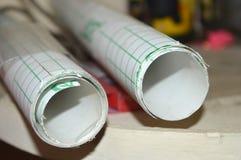 Papier Rolls Photos libres de droits