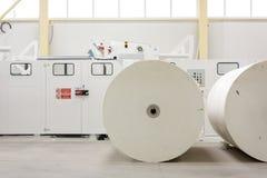 Papier Rolls Images stock