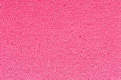 Papier rose avec le scintillement Photos libres de droits