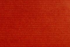 Papier rouge Photos stock