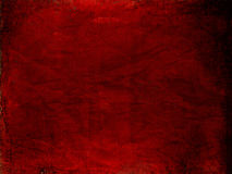 Papier rouge grunge Image stock