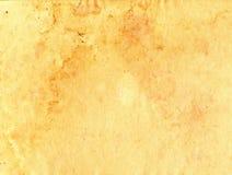 Papier sale âgé Images stock
