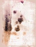 Papier souillé II Photo libre de droits