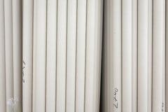 Papier stacza się surowego materiał Fotografia Stock