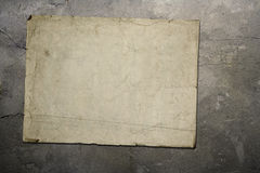 papier stara ściana Obraz Stock