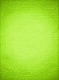 Papier texturisé vert au néon Images libres de droits