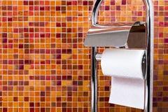 Papier toaletowy zdjęcia stock