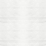 Papier toaletowy tekstury tło biel tła abstrakcyjne Obrazy Stock