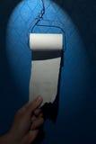 papier toalety Obraz Royalty Free