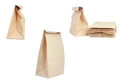 papier torba papier Zdjęcie Stock