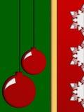 Papierartweihnachtsdekoration Stockbilder