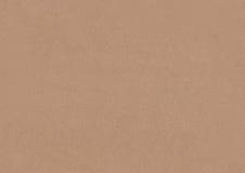 Papierbeschaffenheit, braune Kraftpapier-Hintergrundhohe auflösung Lizenzfreies Stockbild