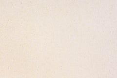 Papierbeschaffenheit - brauner Papierkasten Lizenzfreies Stockfoto