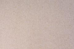 Papierbeschaffenheit - brauner Papierkasten Stockbild