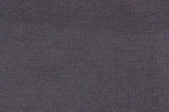 Papierbeschaffenheit - schwarzer Papierblatthintergrund Stockfoto
