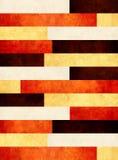 Papierbeschaffenheit von verschiedenen Farben mit Streifenmuster Stockbild