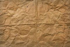 Papierbeschaffenheiten Stockfotografie