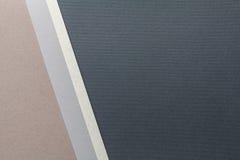 Papierbeschaffenheits-Zusammensetzung Stockfotos