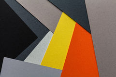 Papierbeschaffenheits-Zusammensetzung Stockbild