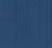 Papierbeschaffenheitshintergrund, Blau prägte vertikale Streifen Stockfotos