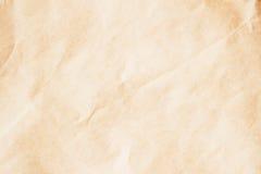 Papierbeschaffenheitsweinlesenahaufnahme, Papphintergrund für Design mit Kopienraumtext oder Bild Wertstoff Stockbilder