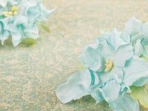 Papierblumen Stockfotos