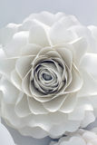 Papierblumen-Design Lizenzfreies Stockfoto
