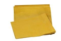 Papierdokumenten-Beutel Lizenzfreie Stockfotografie