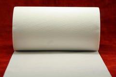 Papieren zakdoekje Royalty-vrije Stock Afbeeldingen