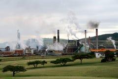 Papierfabriek Stock Fotografie