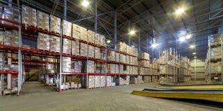 Papierfertigungslager Lizenzfreie Stockbilder