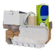 Papiergegenstände lizenzfreies stockfoto
