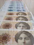 Papiergeld lizenzfreie stockfotografie