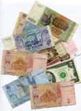 Papiergeld Stockbilder