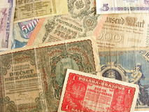 Papiergeld Stock Foto