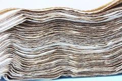 Papiergewebe Lizenzfreies Stockfoto