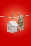 Immobilienkonzept Stockfotos