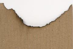 Papierhintergrund Stockfotos