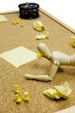 papierkowa robota Obraz Stock
