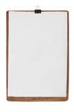 Papierkunst auf dem Brett. Lizenzfreies Stockbild