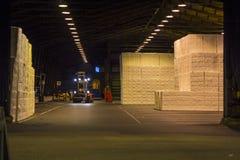 Papierlager Stockbilder