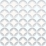Papierloch-nahtloser Musterzusammenfassungs-Vektorhintergrund Stockfotos