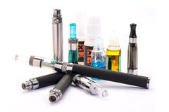 papieros elektroniczny Zdjęcie Stock